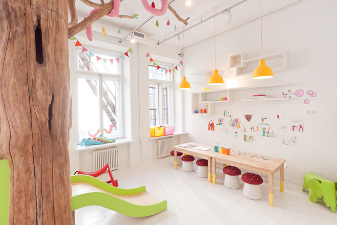 7 Inspiring Kid Room Color Options For Your Little Ones: Creating Art Spaces For Kids ⋆ Handmade Charlotte