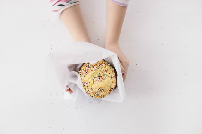 Spring Fever Sugar Cookies Recipe