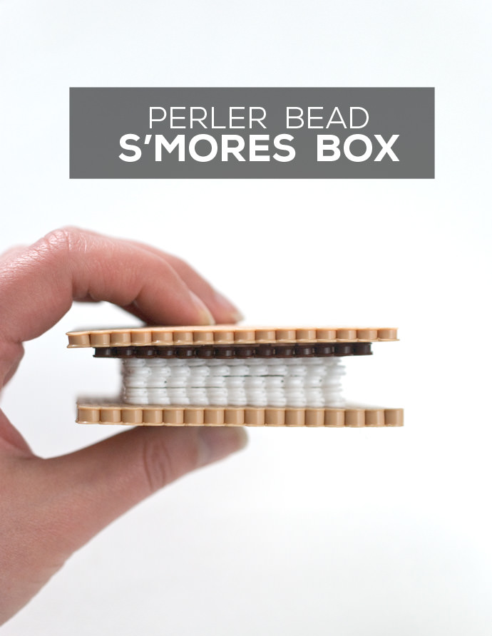 Hide Your Treasures in a DIY S'mores Box
