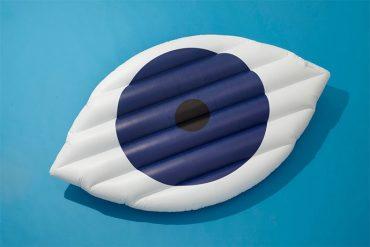 Giant Eye Pool Float