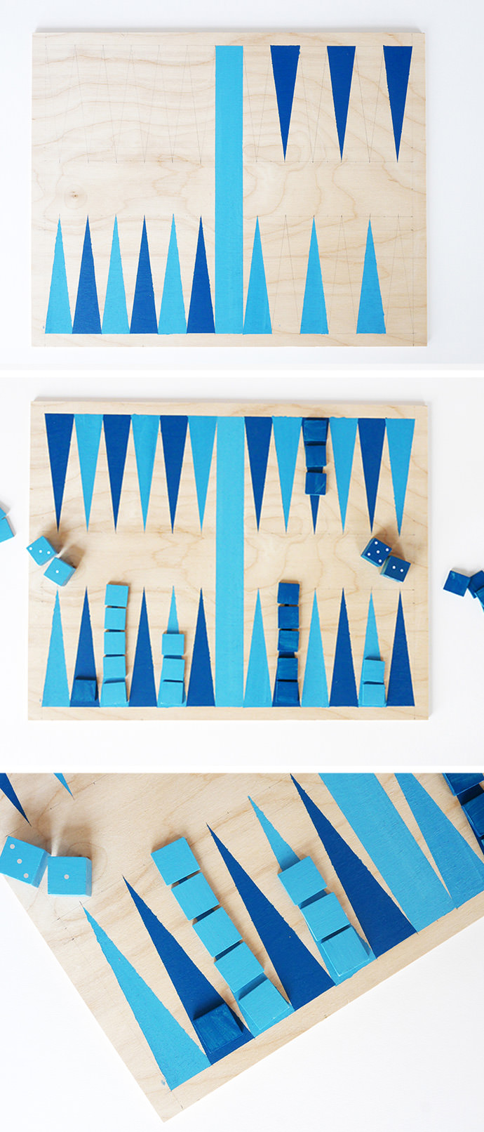 diy backgammon game - Backgammon Game