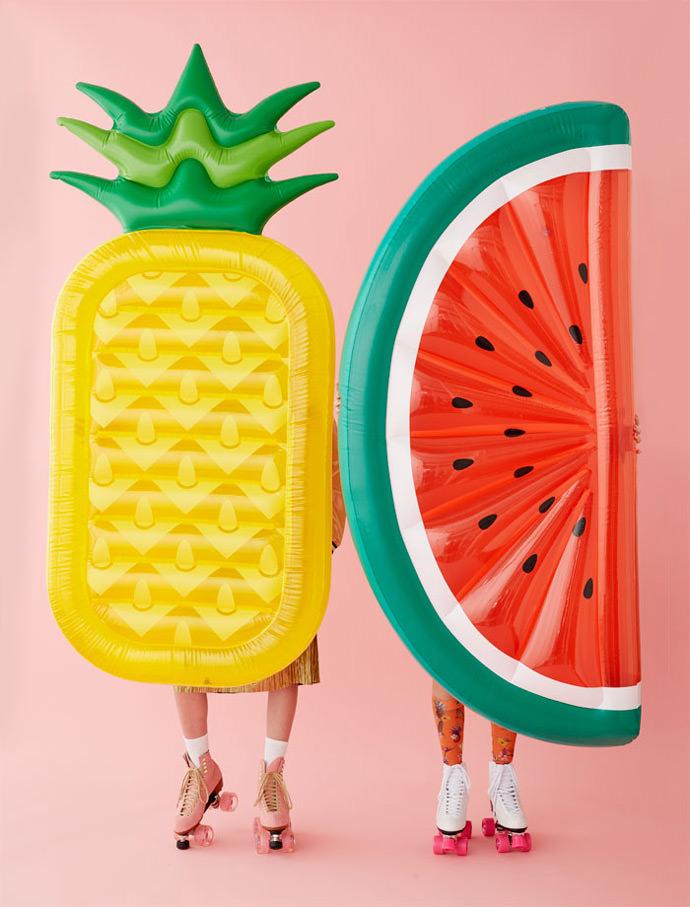 Fruit Floats