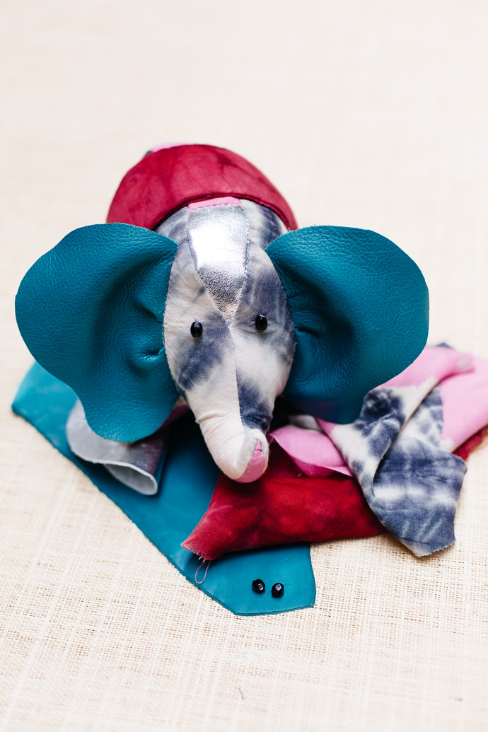 DIY Elephant Pin Cushion Kit