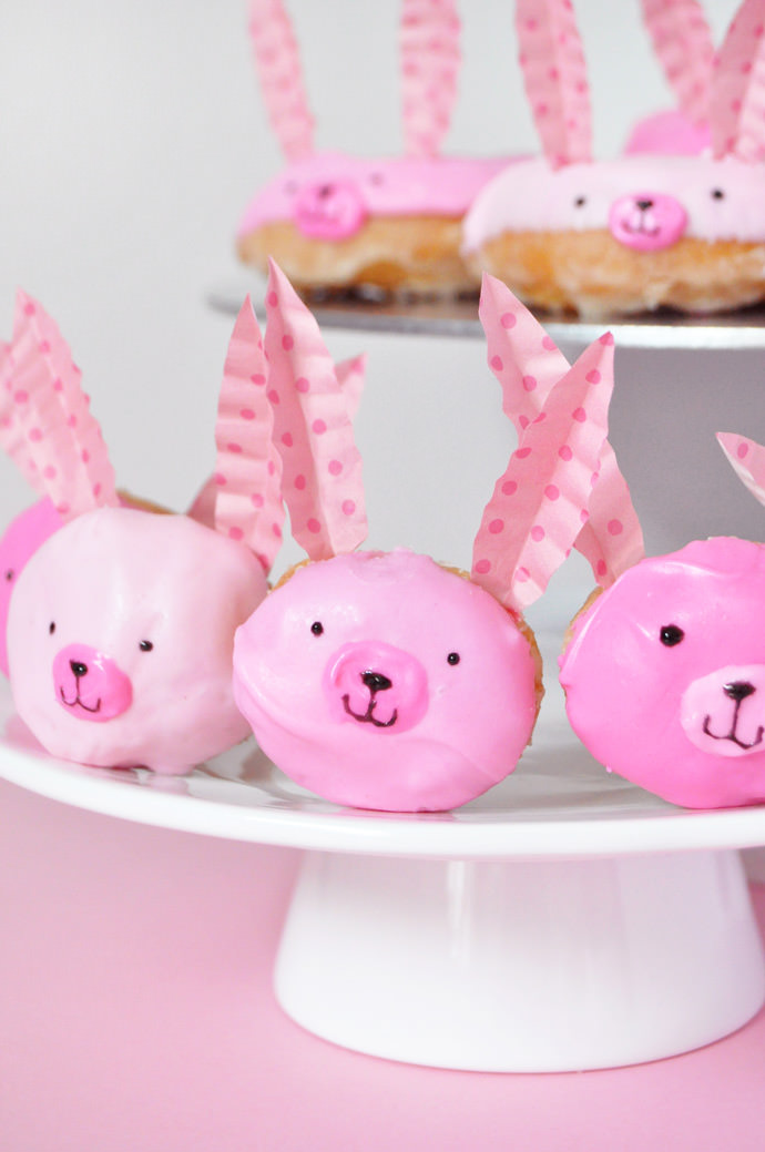 DIY Bunny Donuts Tutorial