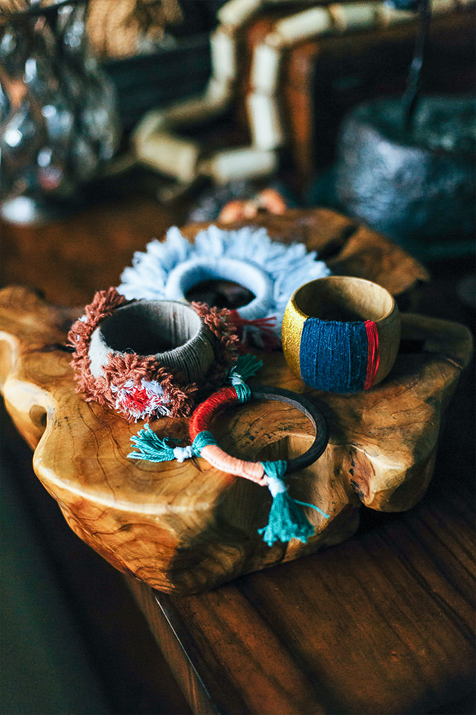 DIY Bangle Bracelet Kit from Handmade with Love
