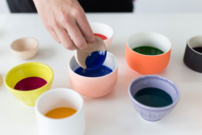 Dip Dye DIY Projects with Ultra Color