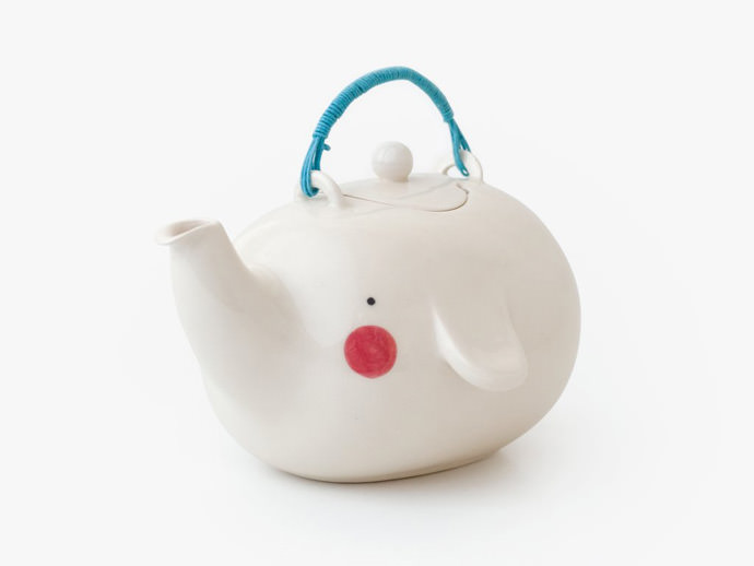 Elephant Teapot by KOM