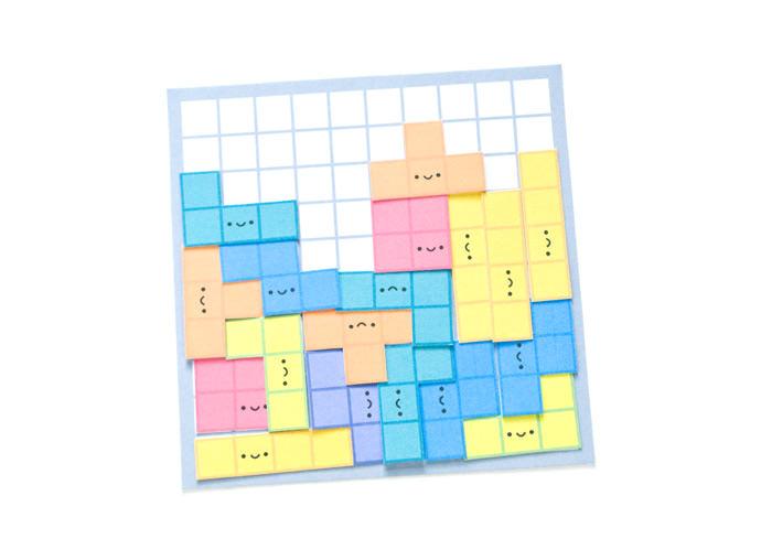 DIY Printable Tetris