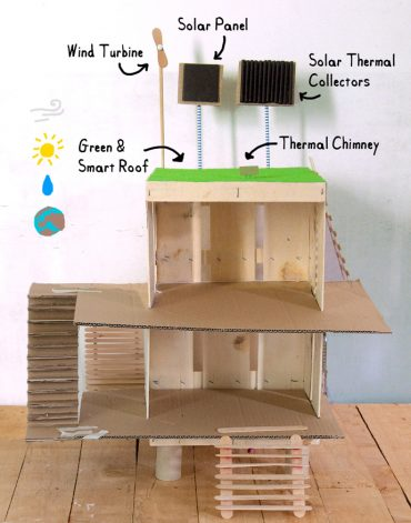 How to Make an Off-the-Grid Eco Dollhouse: Part 2