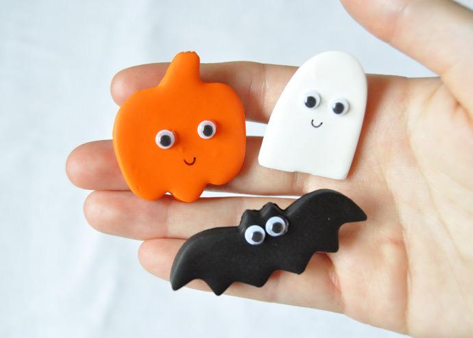 Diy Clay Halloween Pins ⋆ Handmade Charlotte