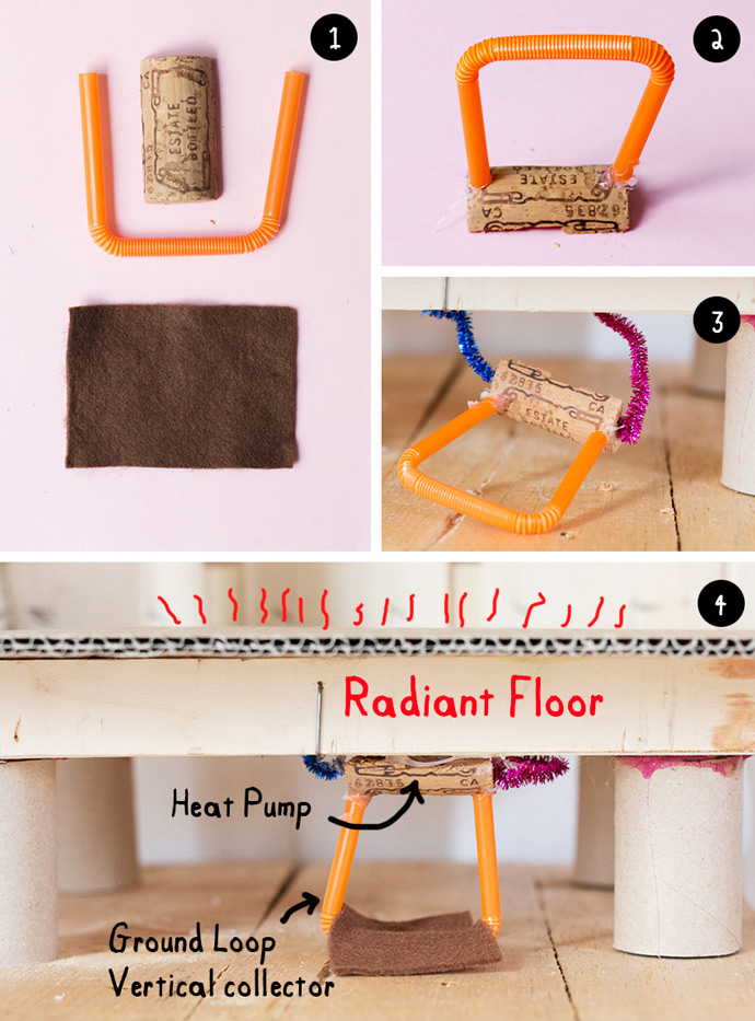How to Make an Off-the-Grid Dollhouse: Part 3 ⋆ Handmade