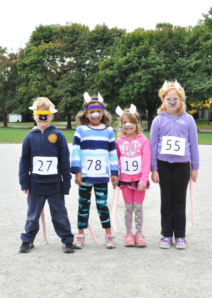 Rat Race Group Costume