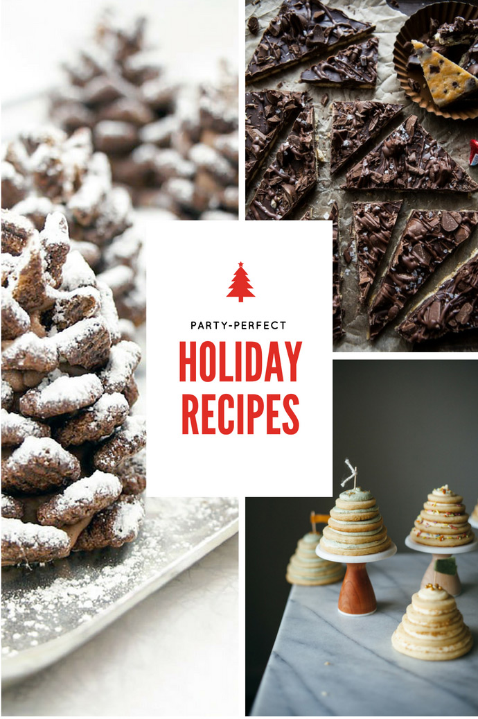 Party-Perfect Holiday Recipes