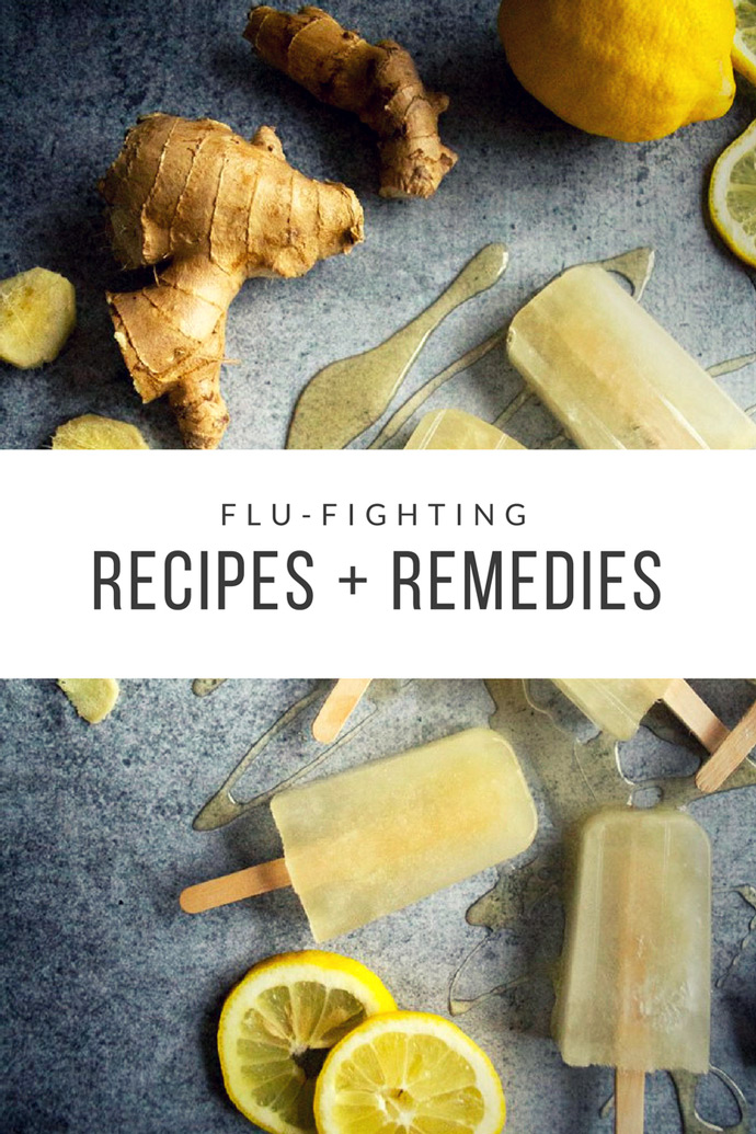 Flu-Fighting Recipes & Remedies