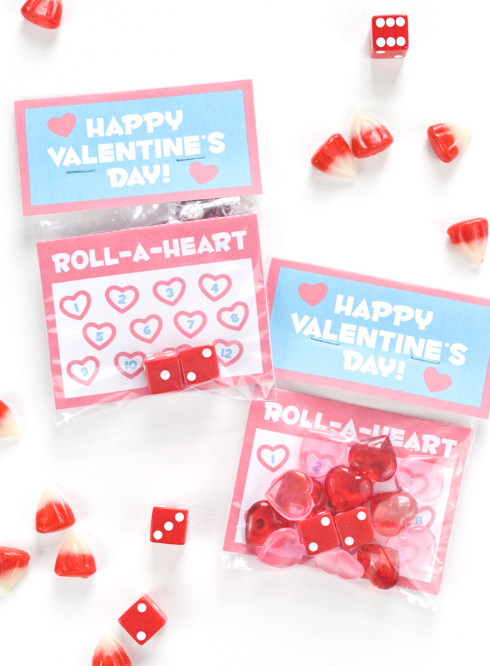 Printable Valentine\'s Day Game and Party Favor ⋆ Handmade Charlotte