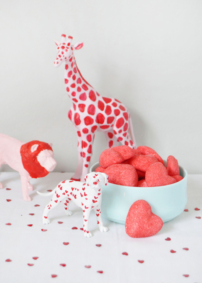 Valentine's Animal Parade