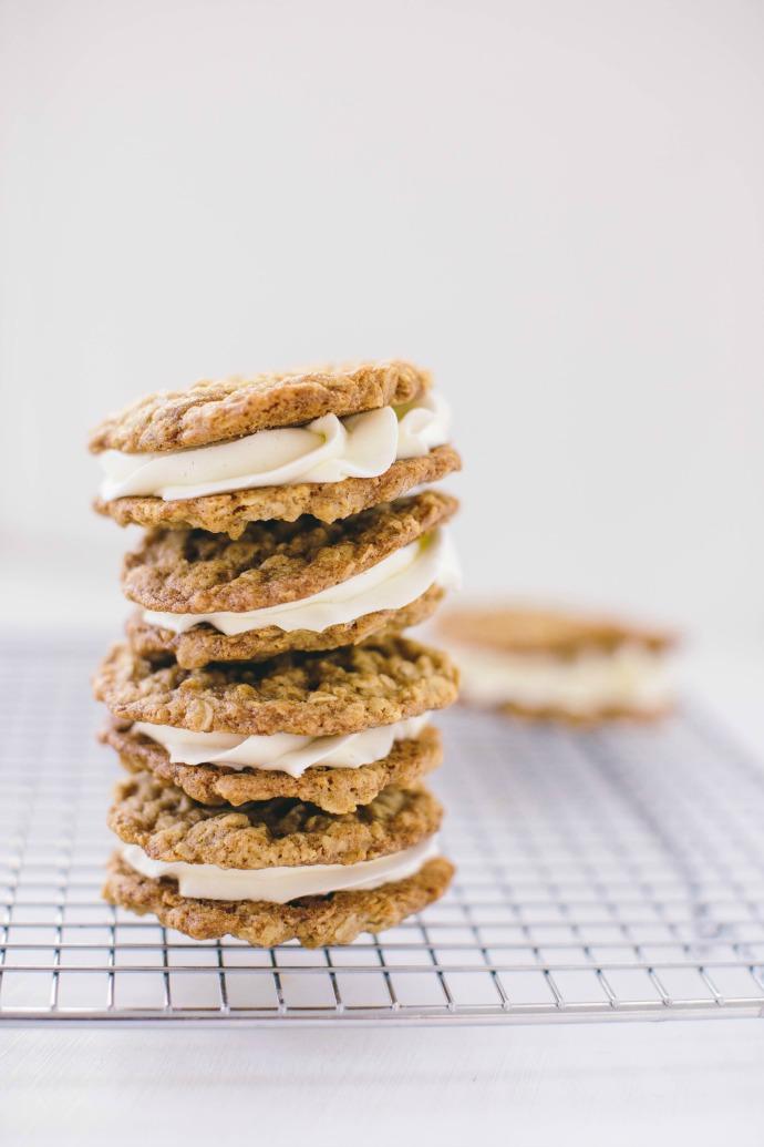 Oatmeal Cream Pies Recipe