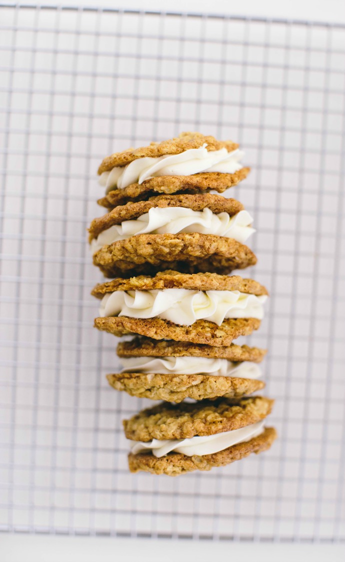 Oatmeal Cream Pies Recipe