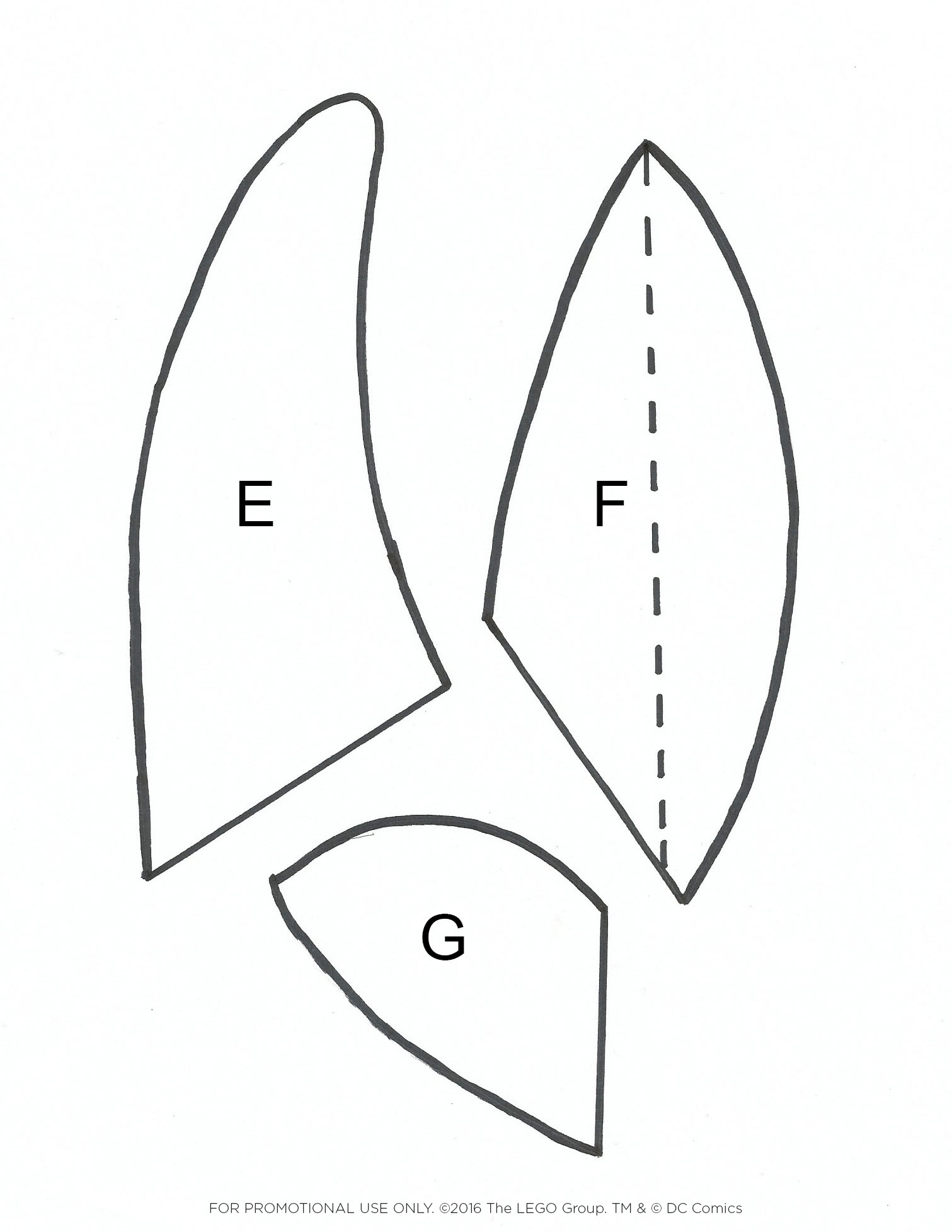 Printable Mask Templates Download Template 1 Here 2