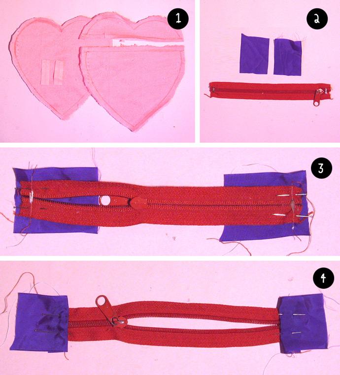 DIY Valentine's Day Bag