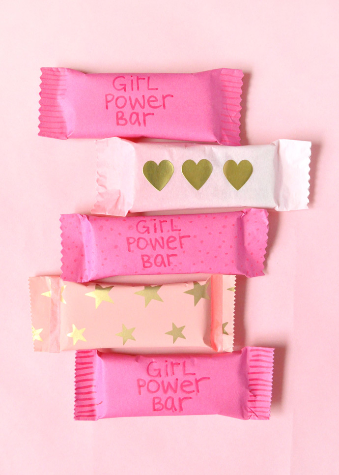 Girl Power Bars Recipe