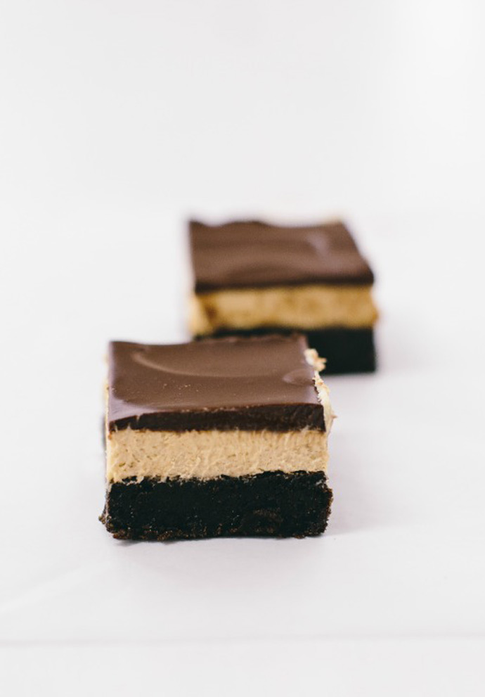 Peanut Butter Chocolate Bars Recipe