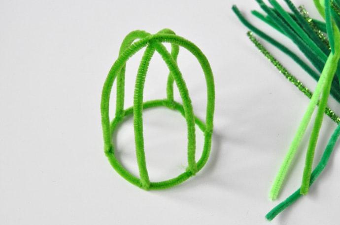 DIY Pipe Cleaner Cacti