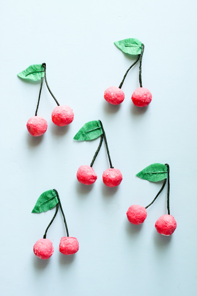 DIY Cherry Treats