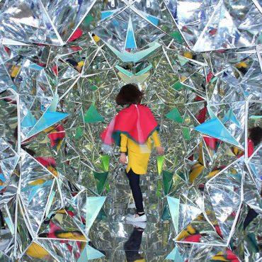 Human Sized Kaleidoscope