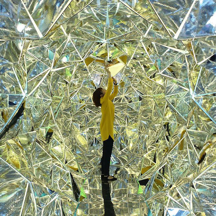 Human Sized Kaleidoscope