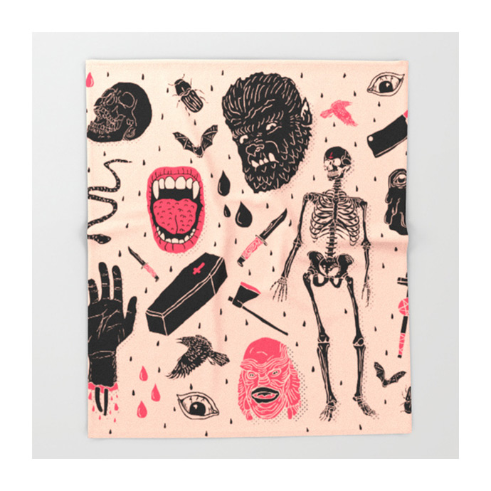 Our All-Time Favorite Blankies from Society6