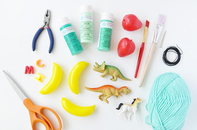 DIY Luggage Tags   Handmade Charlotte