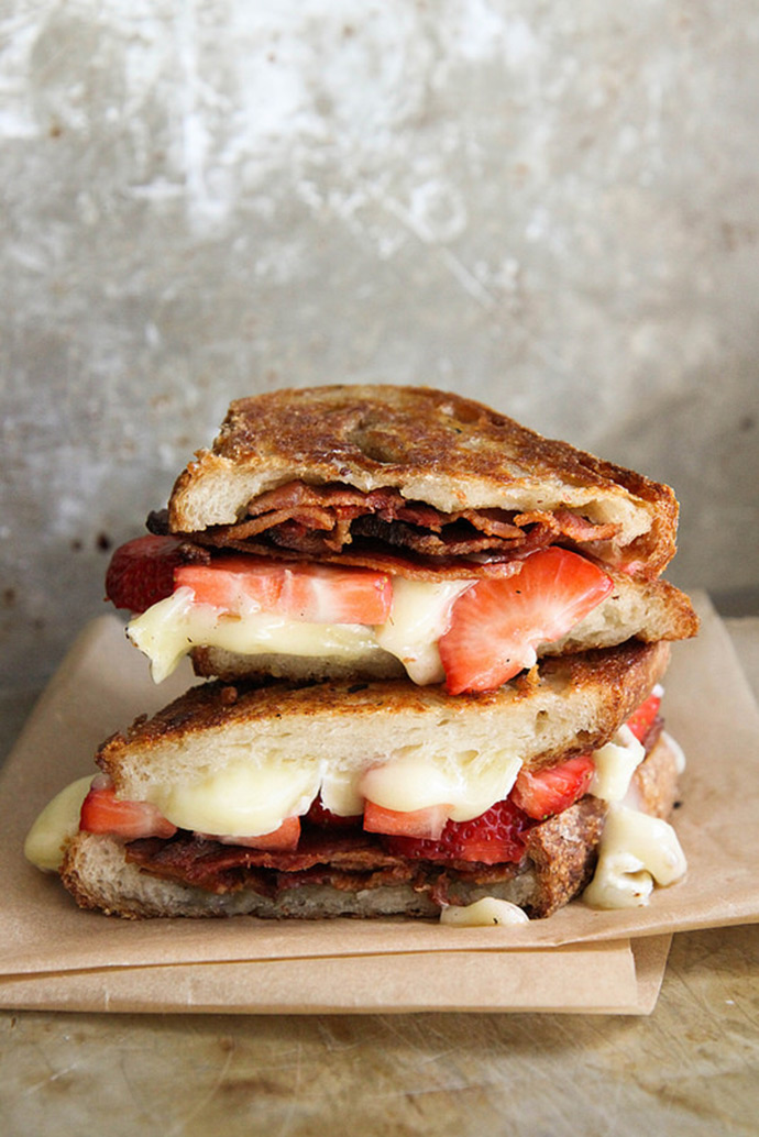 The Best Ever Grilled Cheese Sandwiches