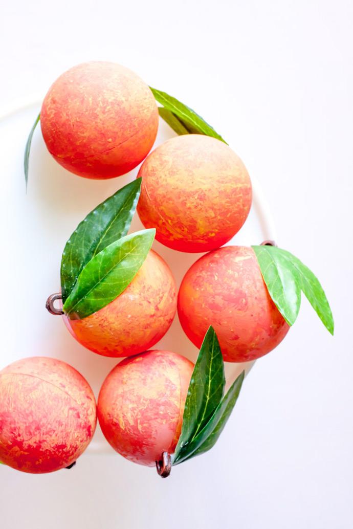 Peach Party Favors