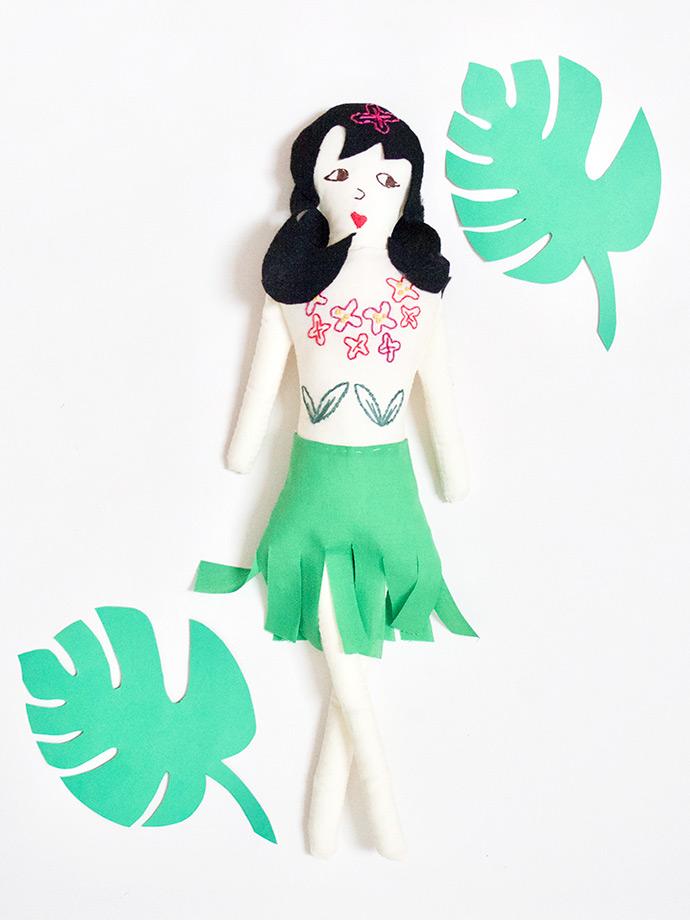 Dolls Around the World: Hawaii