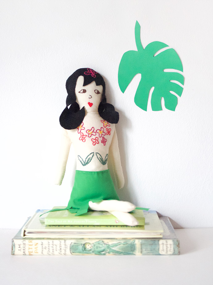 Dolls Around the World: Hawaii