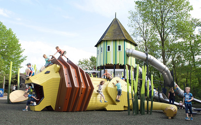 Monstrum's Fantastical Playgrounds