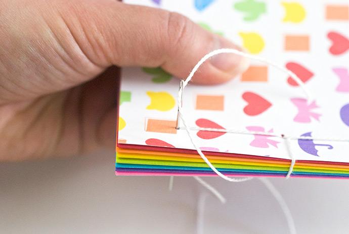 Printable Rainbow Emoji Notebooks