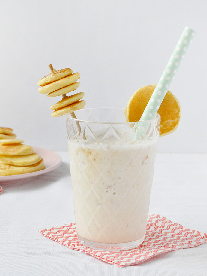 Maple Pancake Milkshake