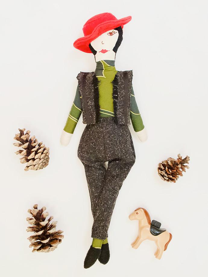 English Country Doll Making Tutorial ⋆ Handmade Charlotte