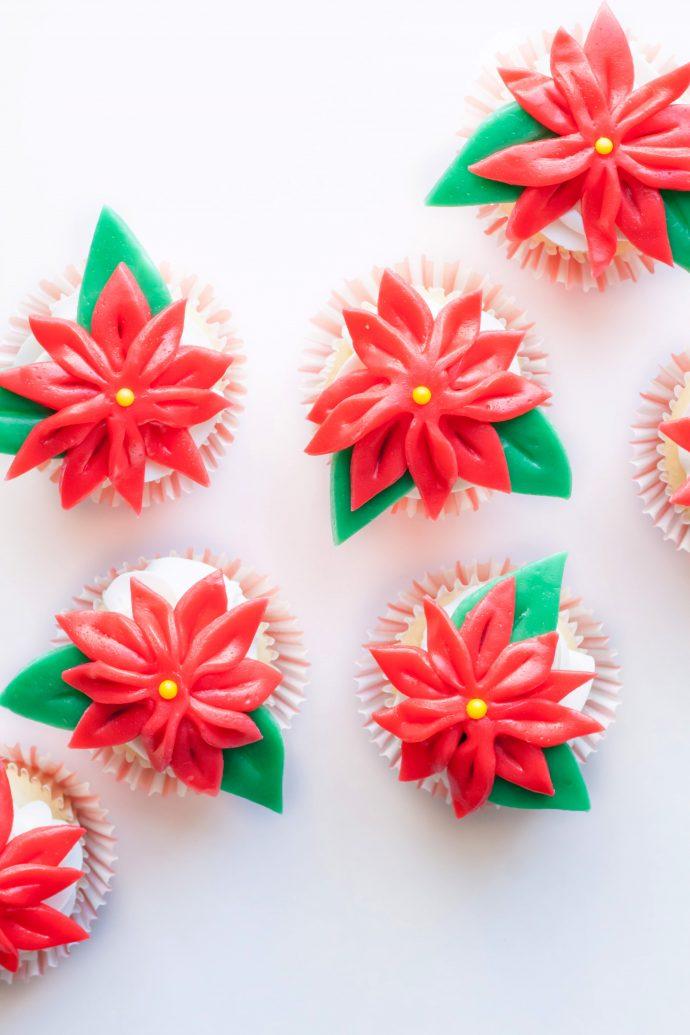 Candy Poinsettias