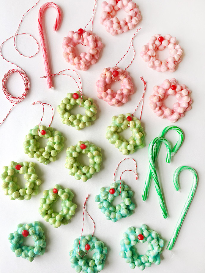 Cereal Wreaths Handmade Charlotte