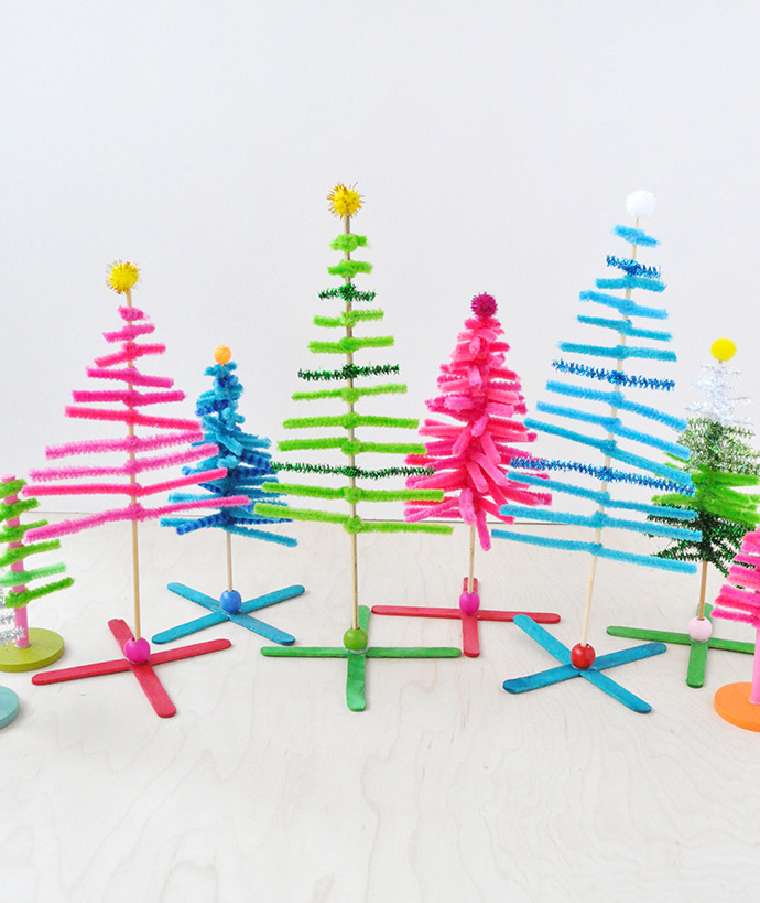 Twist & Turn Pipe Cleaner Forest