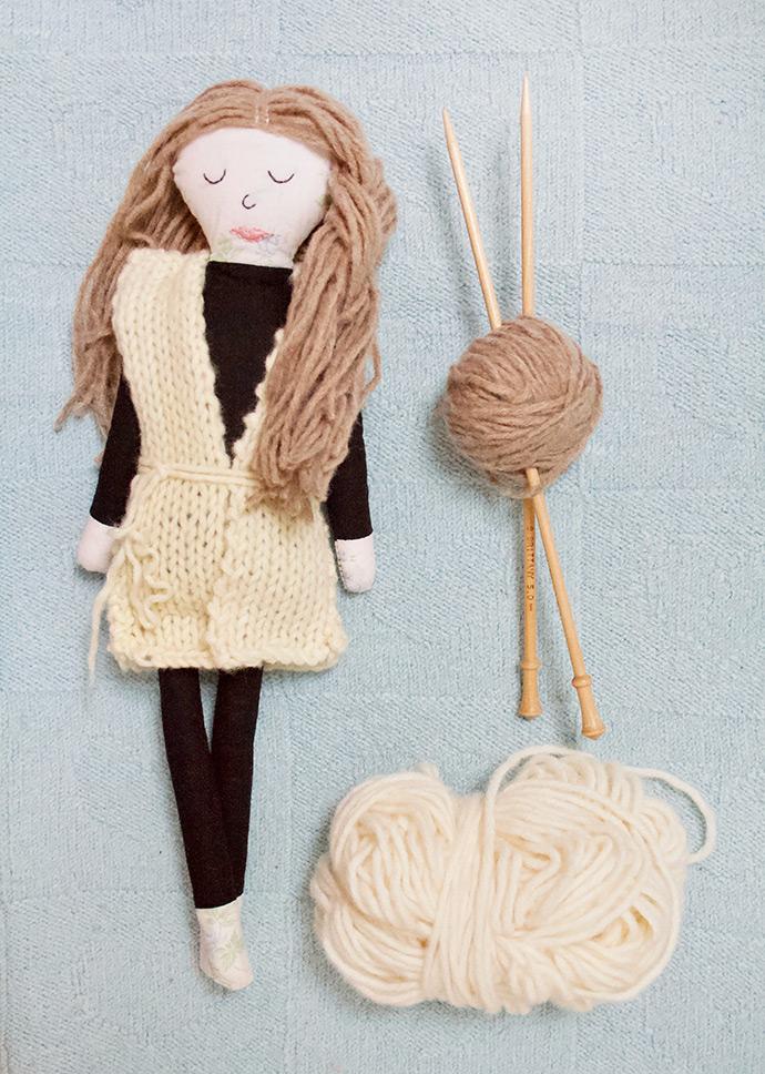 Hygge Doll Making Tutorial
