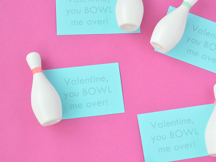 You Bowl Me Over, Valentine ⋆ Handmade Charlotte