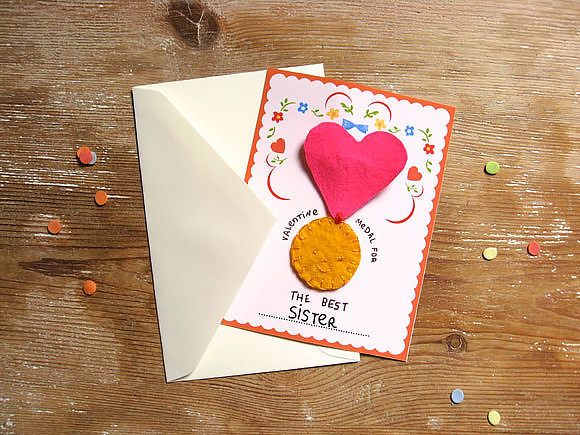 Valentine S Crafts Kids Can Make While Listening To Circle Round
