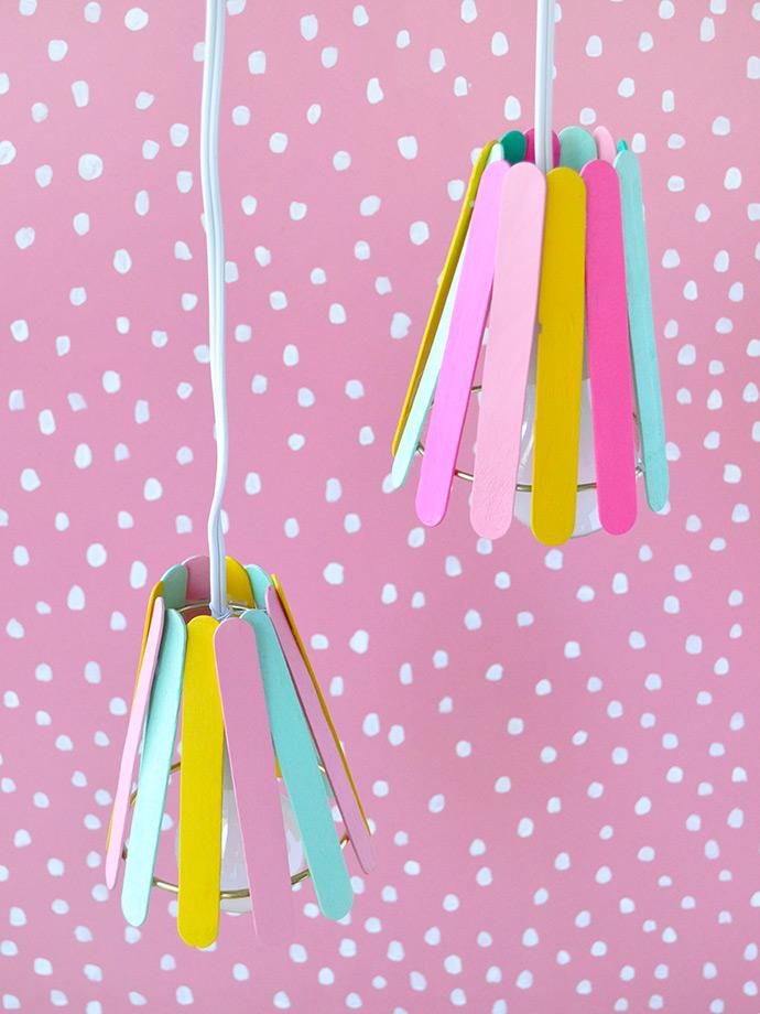 Simple Bedside Lamps