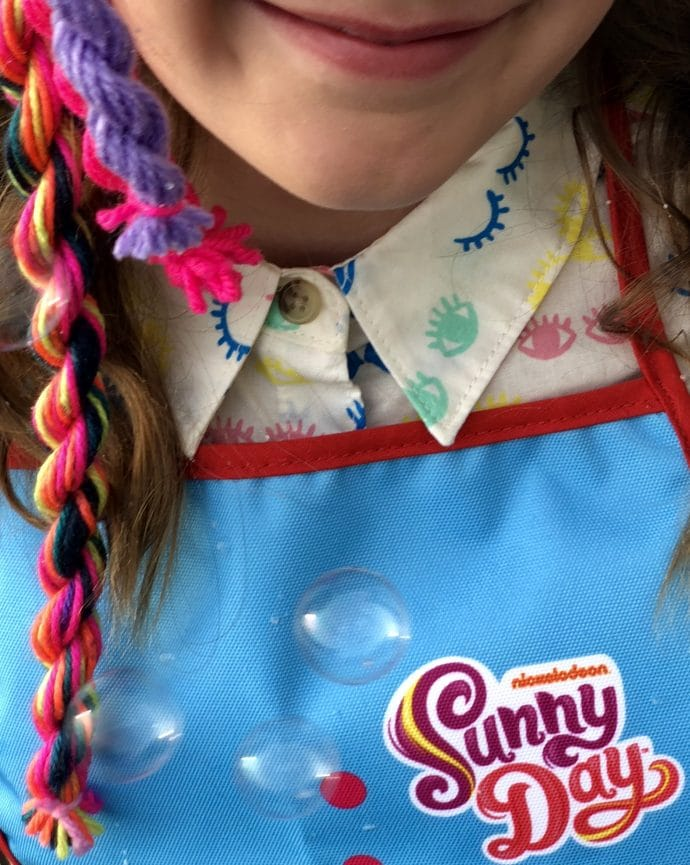 How to Make Colorful Yarn Hair Extensions