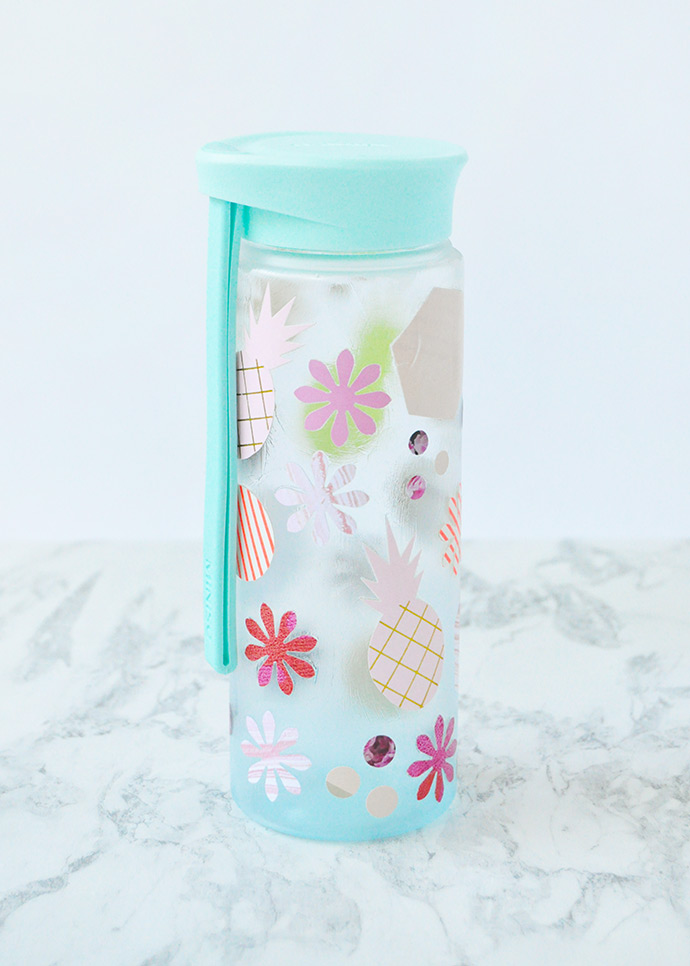 Mod Podge Reusable Water Bottles