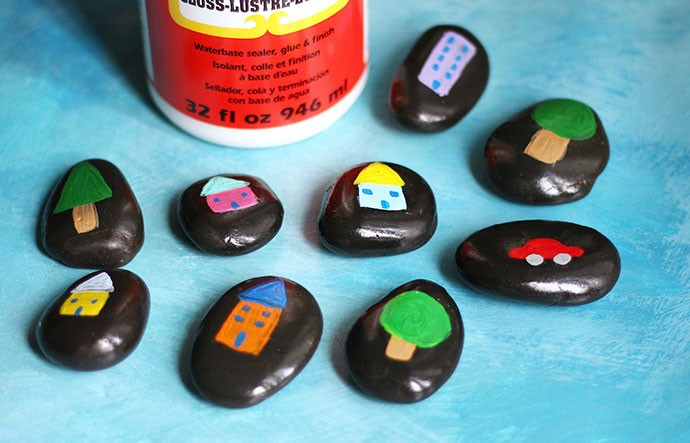 Painted Rock Neighborhood
